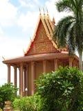 泰国寺庙 图库摄影
