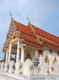 泰国寺庙 免版税库存照片