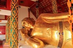 泰国寺庙(Phra无) 免版税图库摄影
