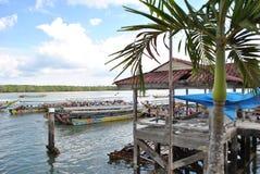 泰国小岛 库存图片