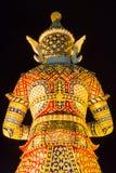 泰国巨人雕象 库存图片