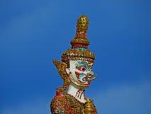泰国巨人雕象 免版税图库摄影