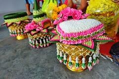 泰国布什花束 库存图片