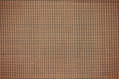 泰国手工制造织品的特写镜头样式 免版税库存图片