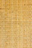 泰国手工造竹织法样式 免版税图库摄影