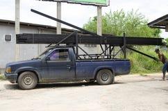 泰国拾起卡车 免版税库存图片