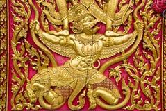 泰国教会的门 免版税图库摄影