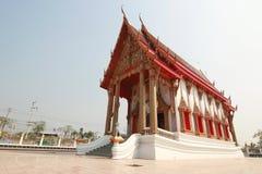 泰国教堂 免版税库存图片