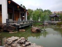 泰国文化中心乌隆他尼 库存照片