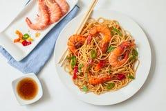 泰国新鲜食品 免版税图库摄影
