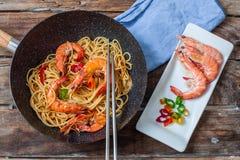 泰国新鲜食品 免版税库存图片