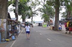 泰国旅行山姆帕纳Bok 库存图片
