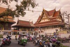 泰国曼谷晁PHRAYA THONBURI 图库摄影