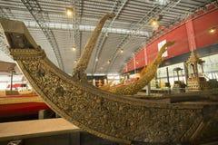 泰国曼谷皇家驳船国家博物馆 库存图片