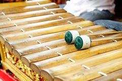 泰国木琴 库存照片