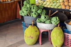 泰国果子商店 库存照片
