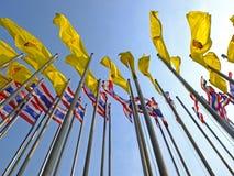 泰国标志菩萨标志 免版税库存照片