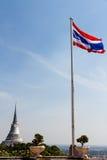 泰国标志 免版税库存照片