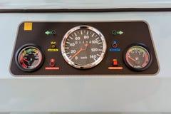 泰国样式三轮车(Tuk Tuk)测量仪 库存图片