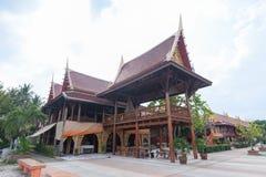 泰国样式房子 库存图片