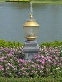 泰国样式灯 库存照片