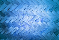 泰国样式竹子的模式手工造 免版税库存图片