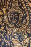 泰国样式绘画 免版税库存照片