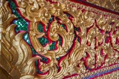 泰国样式 免版税图库摄影