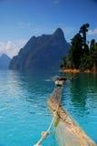 泰国桂林的山 免版税图库摄影