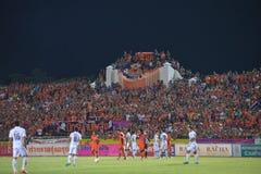 泰国橄榄球 库存图片