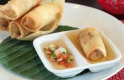 泰国汤姆薯类汤 库存照片