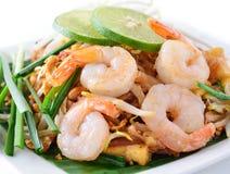泰国泰国食物的垫 免版税库存照片