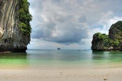 泰国海湾, 2007年8月 库存图片
