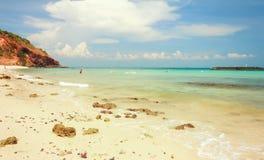 泰国海滩 免版税库存图片