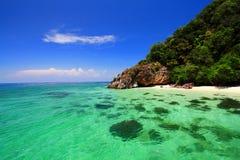 泰国海 图库摄影
