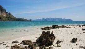 泰国海 免版税库存照片