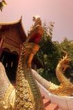 泰国清莱REISEN 免版税库存照片