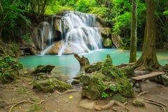 泰国瀑布 免版税图库摄影
