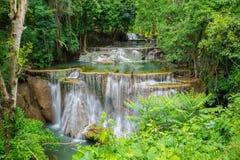 泰国瀑布 库存图片