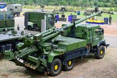 泰国火炮军事 库存图片