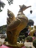 泰国灰泥雕塑 库存图片