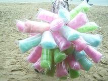 泰国点心是rotree各种各样的开胃颜色 免版税库存照片