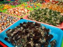 泰国焦糖 免版税库存照片