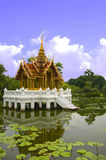 泰国的亭子 库存照片