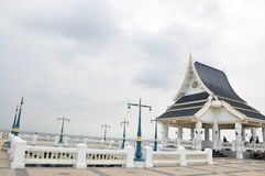 泰国的亭子 免版税图库摄影