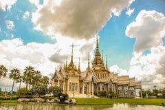 泰国的亵渎神圣 库存照片