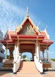 泰国的修道院 免版税图库摄影
