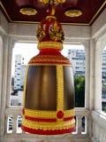 泰国的响铃 免版税库存照片