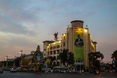 泰国的国王 免版税库存图片