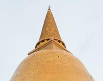 泰国的塔 图库摄影